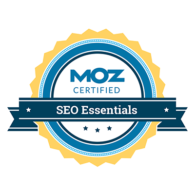 Web Design London MOZ SEO Certified